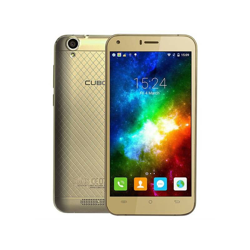 Mobilný telefón CUBOT Manito (MTOSCTMANI051) zlatý Software F-Secure SAFE, 3 zařízení / 6 měsíců (zdarma)