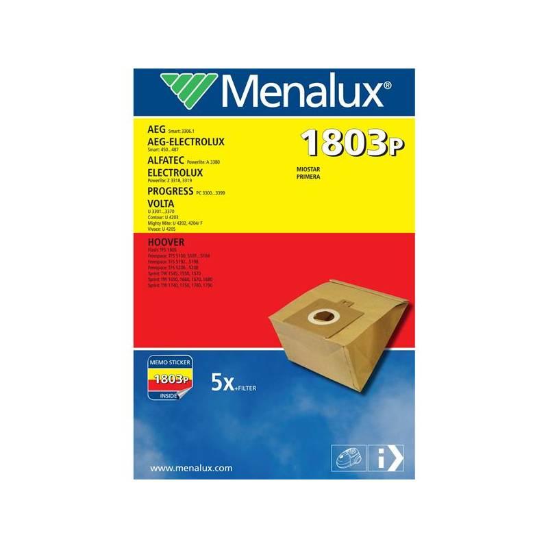 Sáčky pre vysávače Menalux 1803P