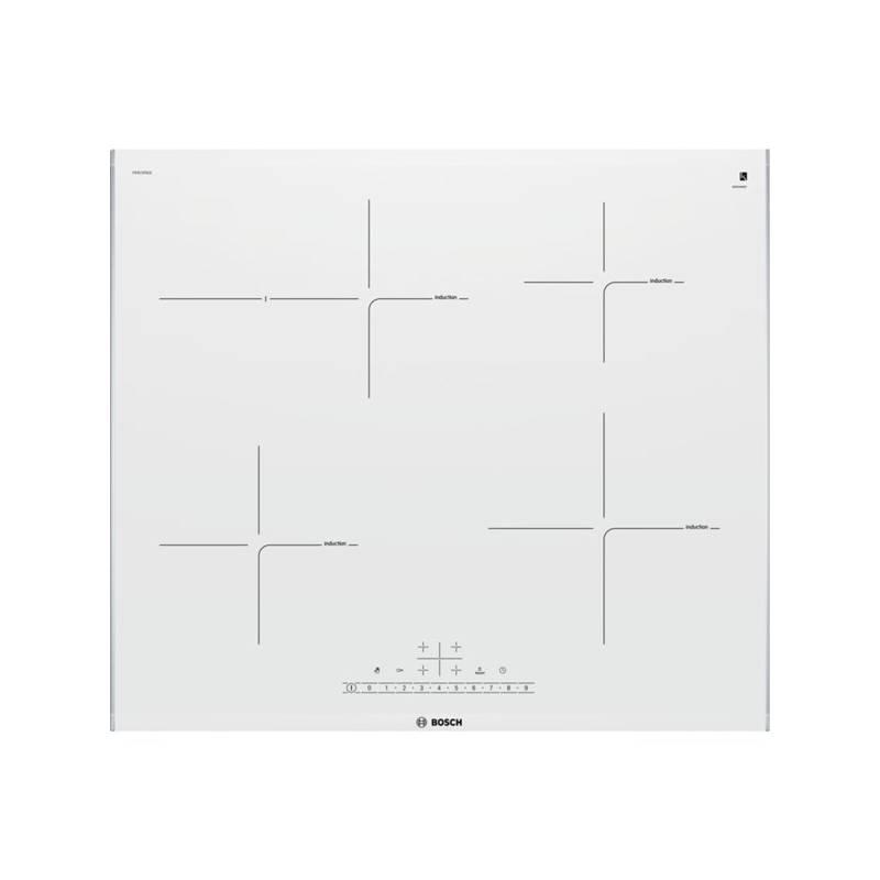 Indukční varná deska Bosch PIF672FB1E bílá