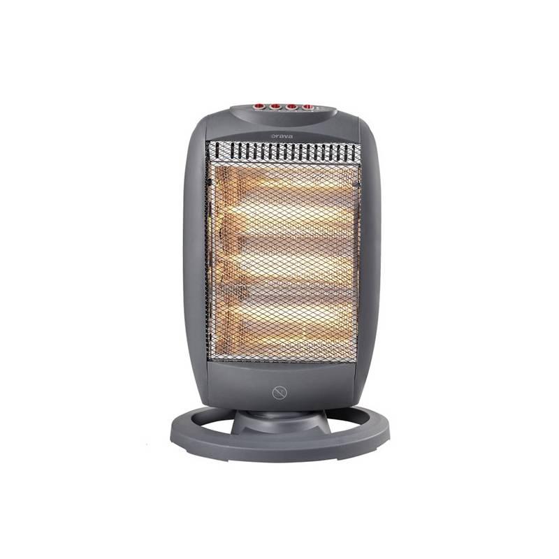 Zářič/ohřívač Orava HO-81 A šedý