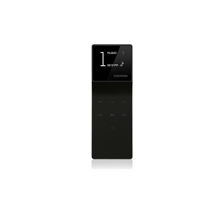 MP3 přehrávač Cowon E3 16 GB černý