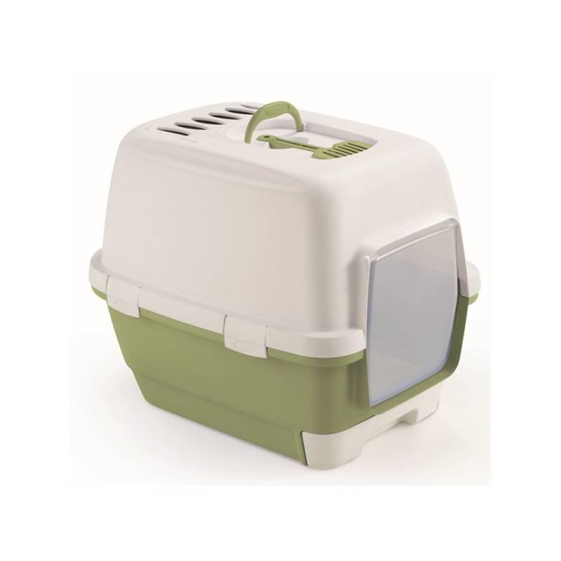 Toaleta Stefanplast CATHY Clever Smart uzavřená zelená
