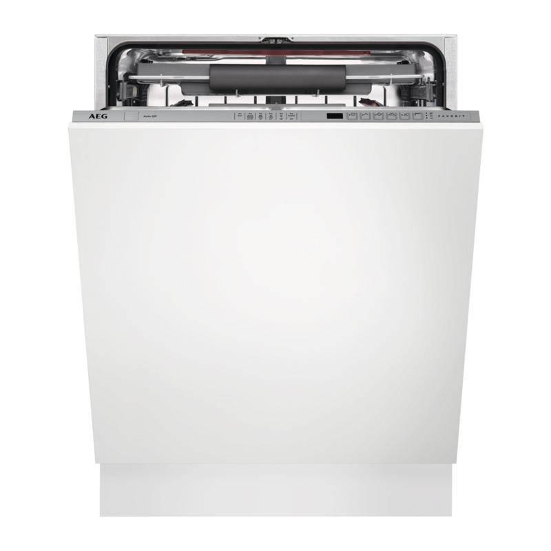 Umývačka riadu AEG Mastery FSE63700P + Cashback 60 € + Doprava zadarmo