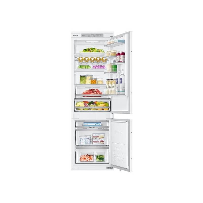 Kombinácia chladničky s mrazničkou Samsung BRB260076WW/EF + Doprava zadarmo