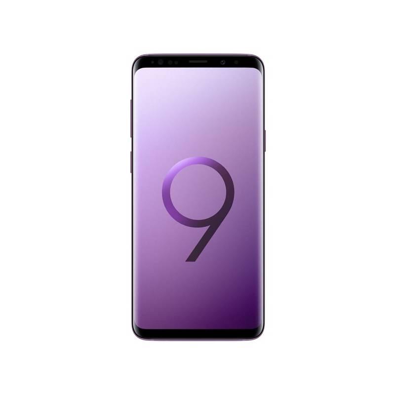 Mobilný telefón Samsung Galaxy S9+ (G965F) (SM-G965FZPDXEZ) fialový Software F-Secure SAFE, 3 zařízení / 6 měsíců (zdarma) + Doprava zadarmo