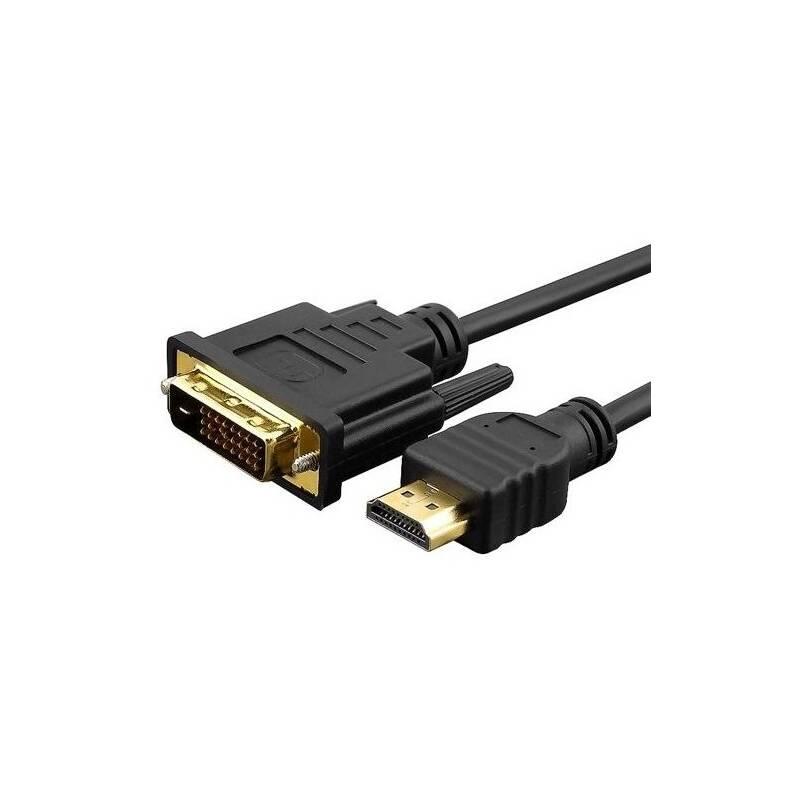Kábel AQ HDMI / DVI-D, 2 m (xaqcv15020)