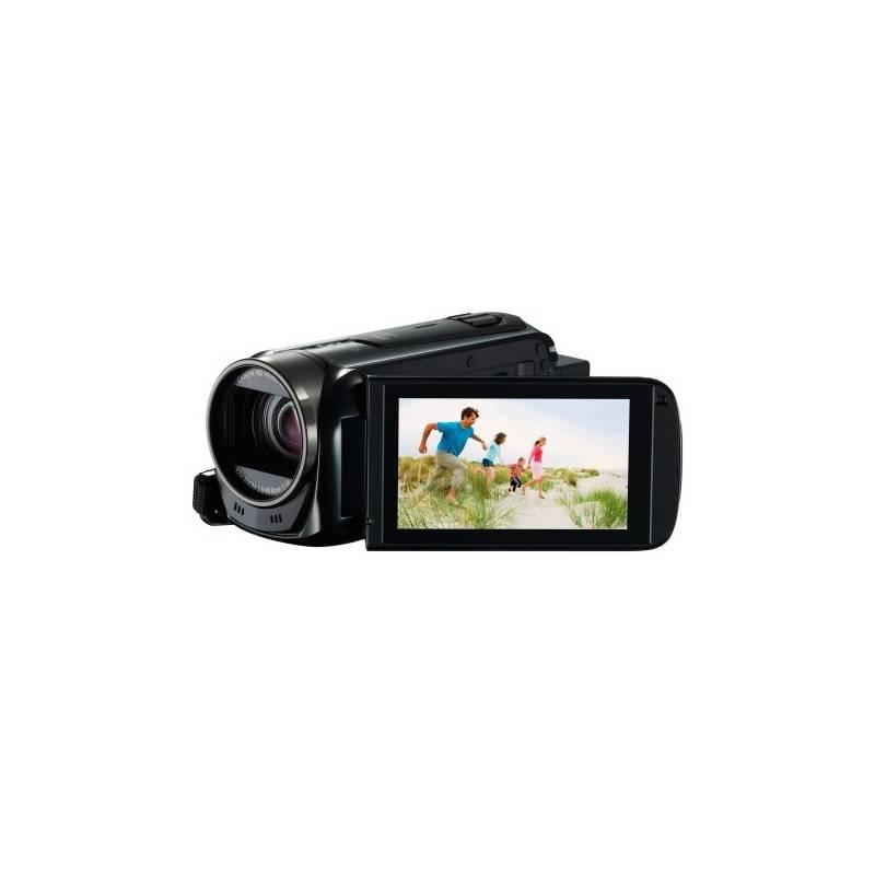 Videokamera Canon LEGRIA HF R506 + brašna a pam.karta ZDARMA čierna + Doprava zadarmo