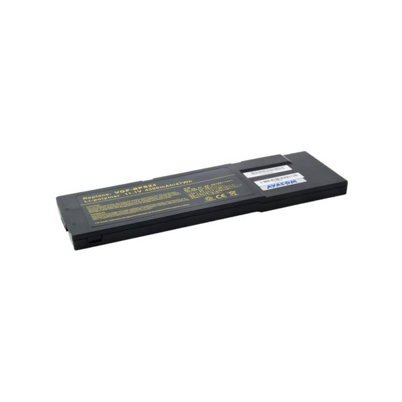 Batéria Avacom pro Sony Vaio VPC-SB/SD/SE series, VGP-BPS24 Li-Pol 11,1V 4200mAh (NOSO-24BN-51P)