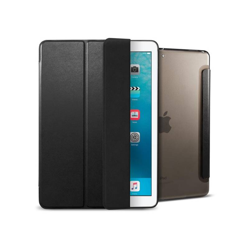 "Puzdro na tablet Spigen Stand Fold Case iPad 9,7"" (2017) (053CS21983) čierne"