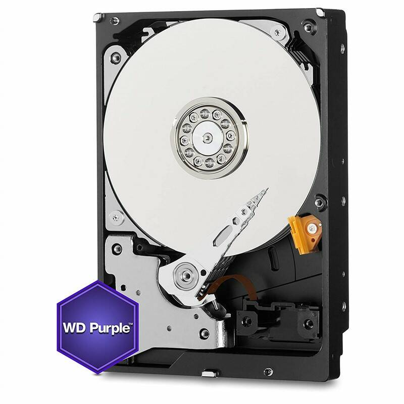 "Pevný disk 3,5"" Western Digital Purple 4TB (WD40PURZ)"