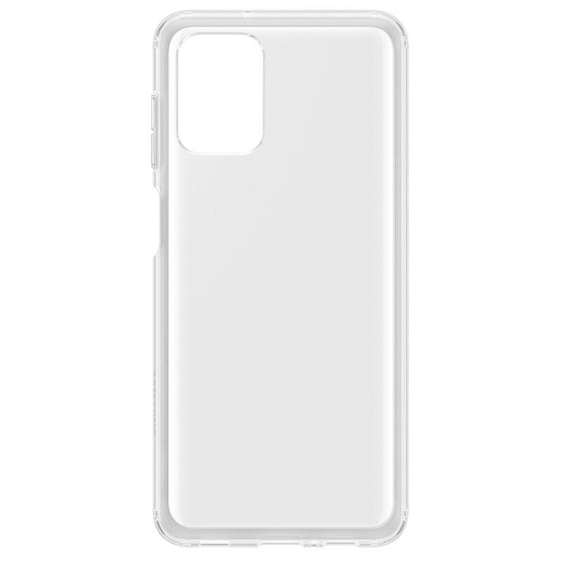 Kryt na mobil Samsung Galaxy A12 (EF-QA125TTEGEU) priehľadný