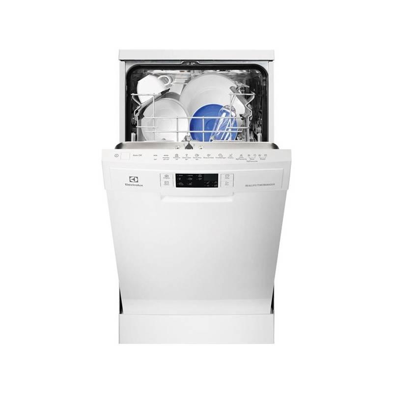 Umývačka riadu Electrolux ESF4710ROW biela + Doprava zadarmo