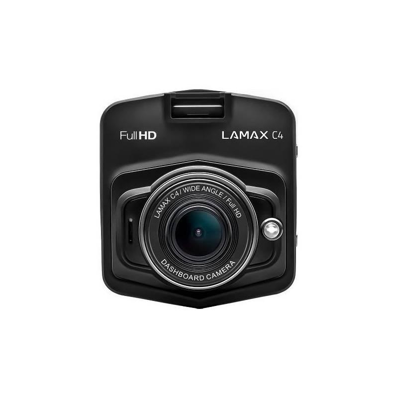 Autokamera LAMAX C4 čierna
