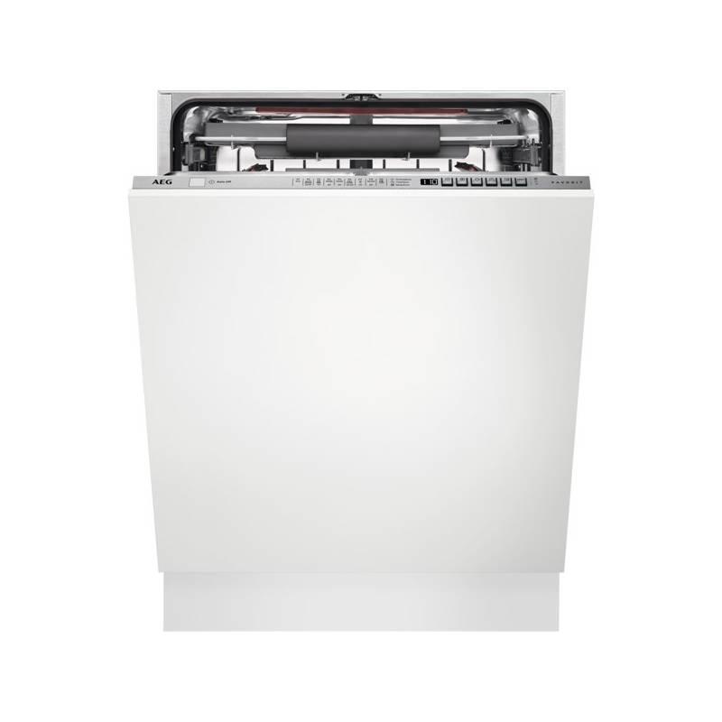 Umývačka riadu AEG FSE63716P + Cashback 60 € + Doprava zadarmo