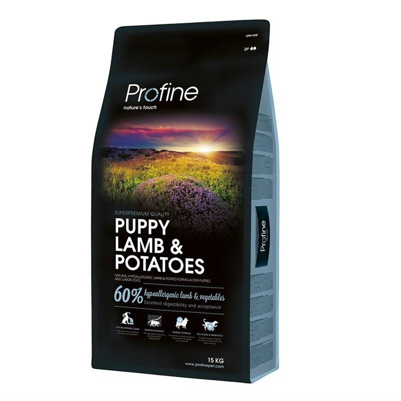 Granule PROFINE Puppy Lamb & Potatoes 15kg