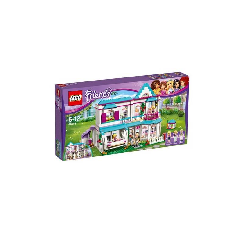a05858cc0 Stavebnica LEGO® FRIENDS® 41314 Stephanie a její dům | HEJ.sk