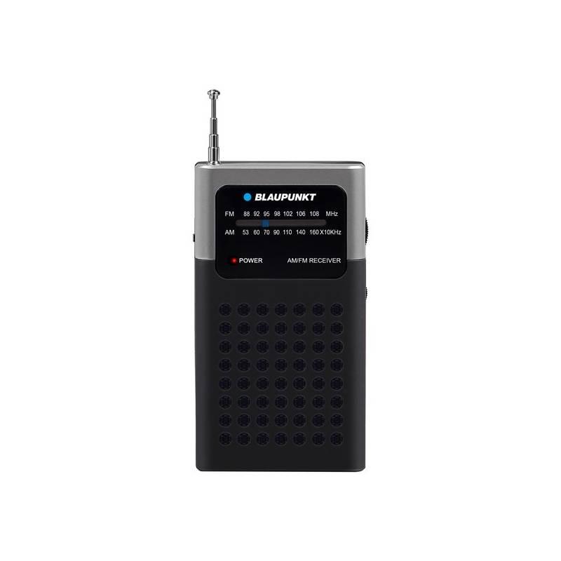 Radiopřijímač Blaupunkt PR4BK (PR4BK) černý