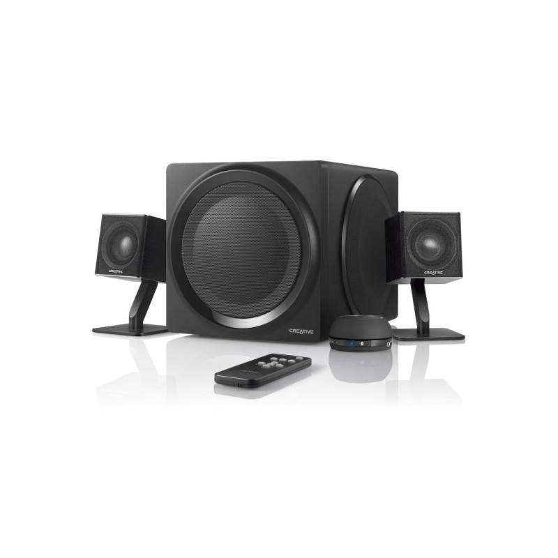 Reproduktory Creative Labs T4 2.1 Bluetooth (51MF0430AA000) černé
