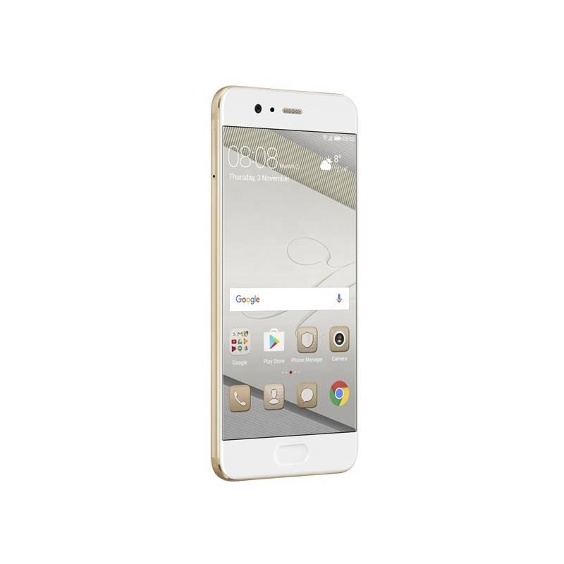 Mobilný telefón Huawei P10 Dual SIM (SP-P10DSGOM) zlatý Software F-Secure SAFE, 3 zařízení / 6 měsíců (zdarma) + Doprava zadarmo