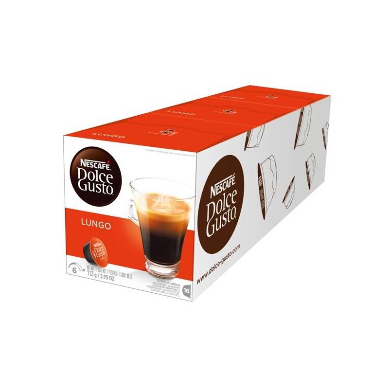 Kapsule pre espressa Nescafé Dolce Gusto Caffe Lungo 3 balení