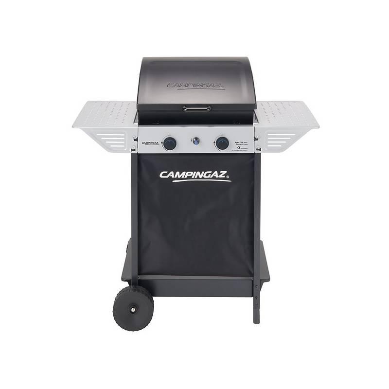 Gril záhradný plynový lávový Campingaz Xpert 100 L Rocky + Sada Campingaz pro připojení spotřebičů k 10 kg PB lahvi v hodnote 7.80 €