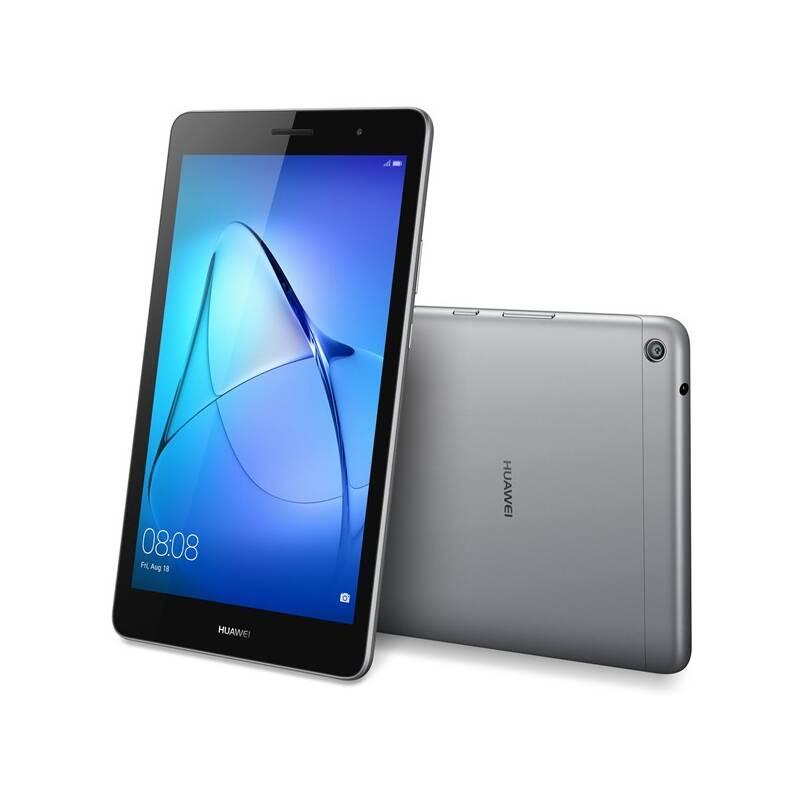 Tablet Huawei MediaPad T3 8.0 Wi-Fi (TA-T380W16TOM) sivý