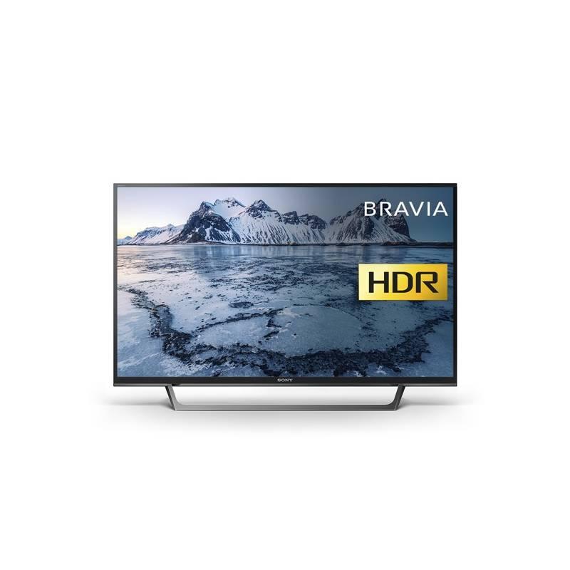 Televízor Sony KDL-49WE665B čierna + Doprava zadarmo