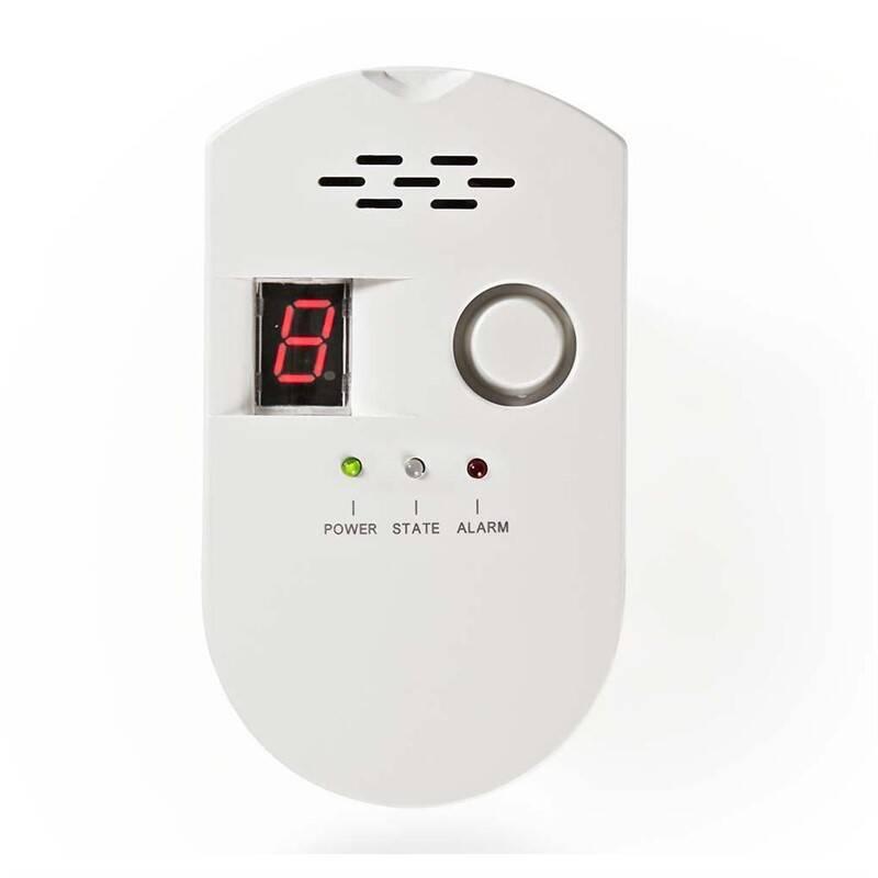 Detektor plynů Nedis DTCTG10CWT (DTCTG10CWT)