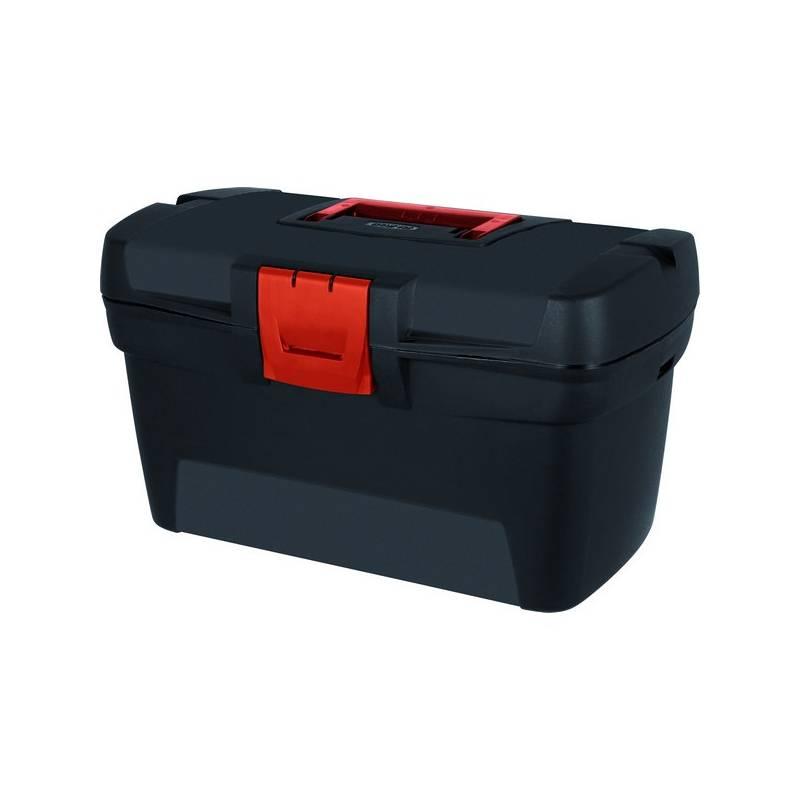 1156860fcc3fa Kufor na náradie Curver Herobox Premium 16´ čierne/červené
