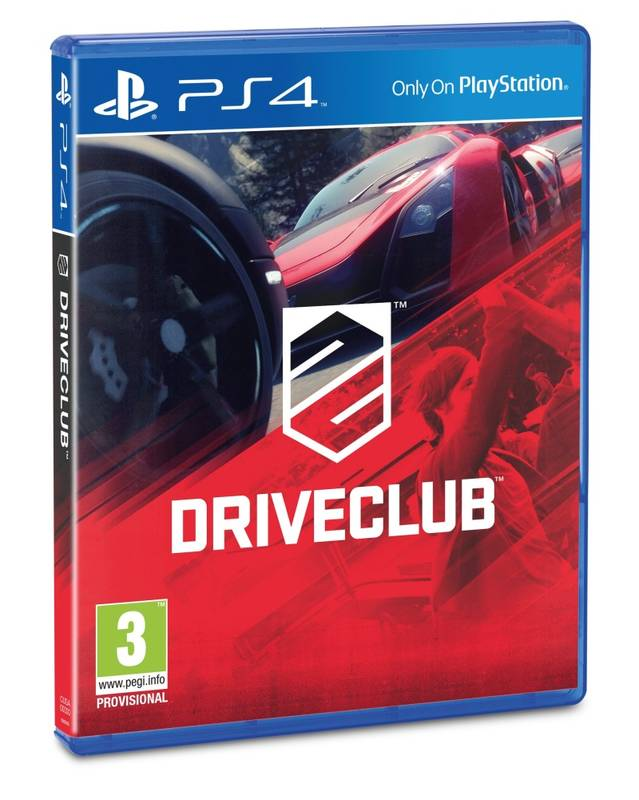 Hra Sony PlayStation 4 DriveClub (PS719277378)
