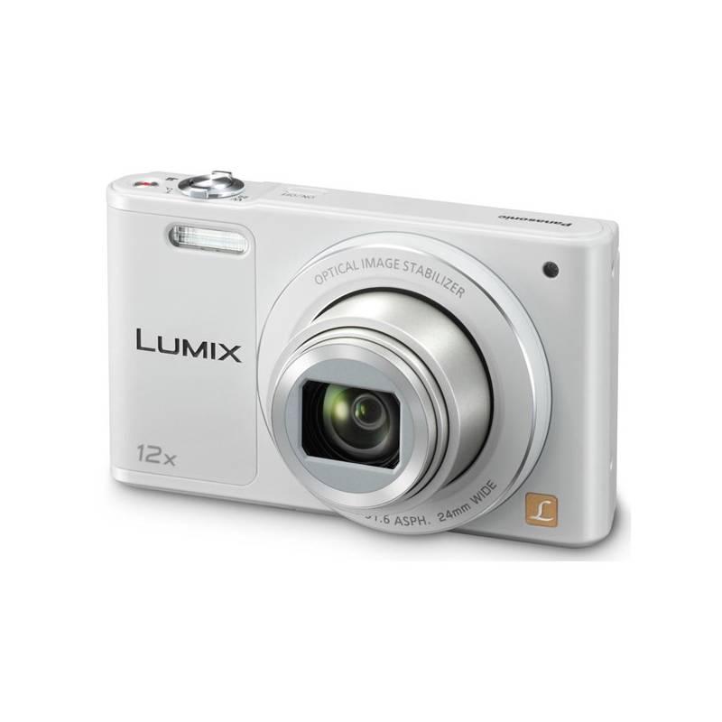 Digitálny fotoaparát Panasonic DMC-SZ10EP-W biely