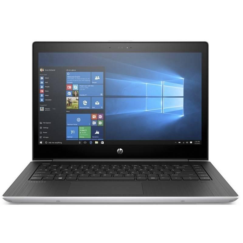 Notebook HP ProBook 440 G5 (4WU79ES#BCM) strieborný Software F-Secure SAFE, 3 zařízení / 6 měsíců (zdarma) + Doprava zadarmo