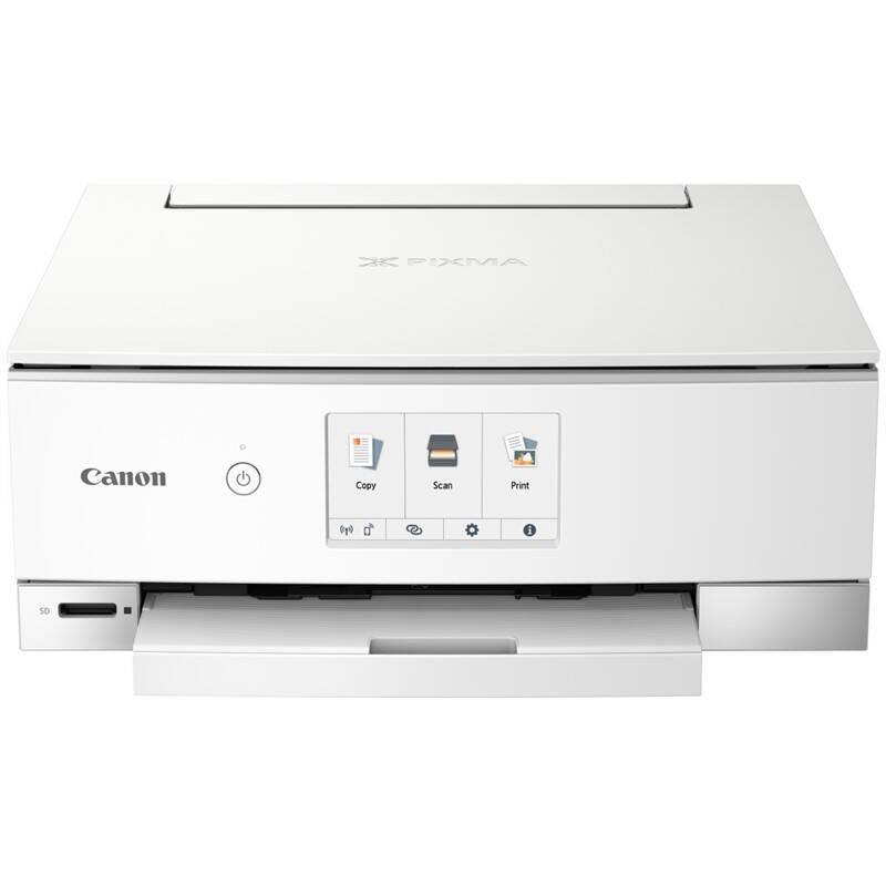 Tlačiareň multifunkčná Canon TS8351 (3775C026AA) biela