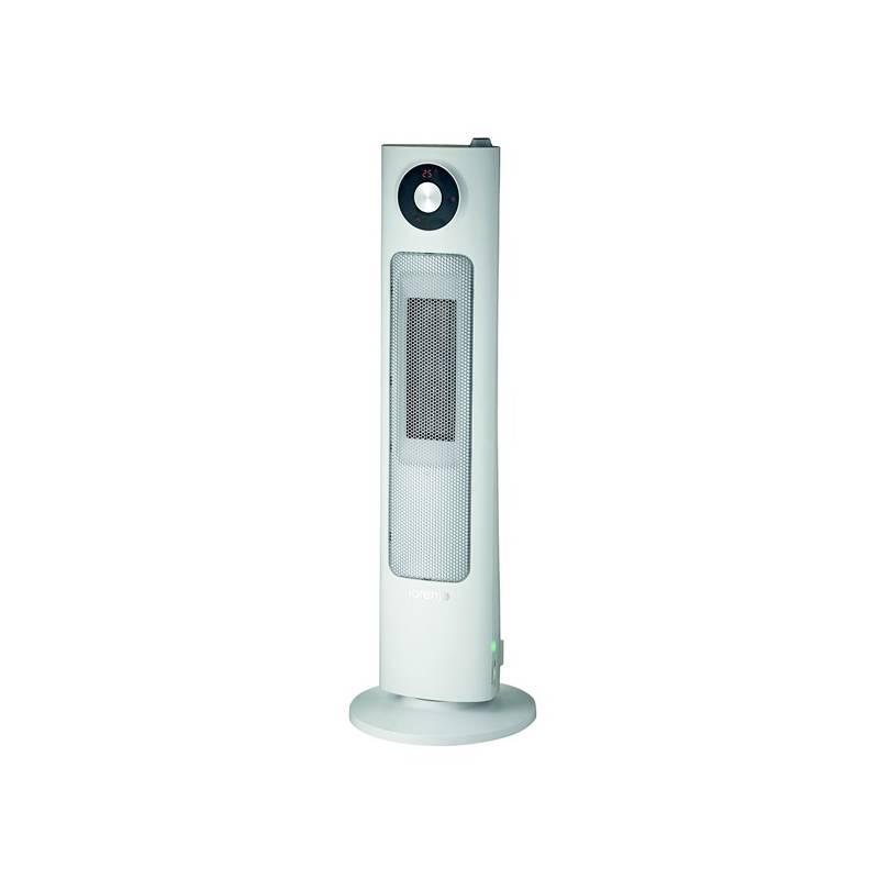 Teplovzdušný ventilátor Gorenje HH 2000 L strieborný