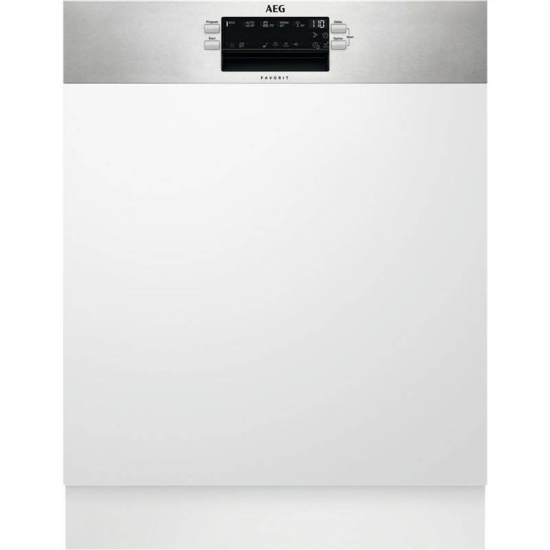 Umývačka riadu AEG Mastery FEE52910ZM + Doprava zadarmo