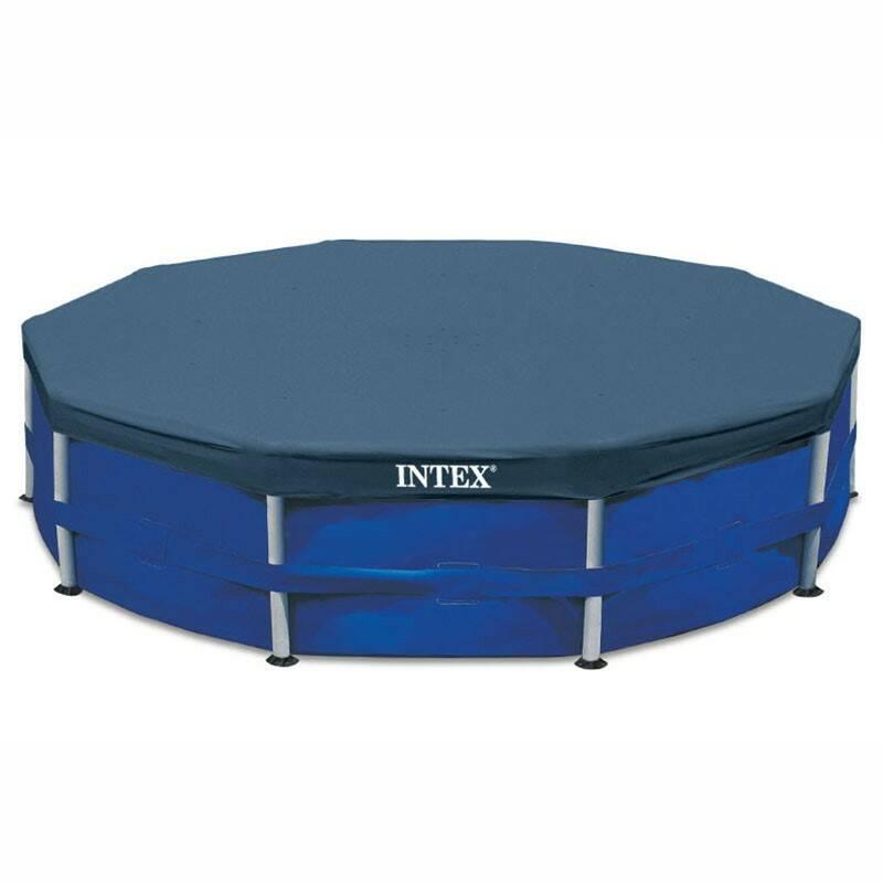 Krycia plachta Intex pro bazény Frame Set prům. 4,57 m (28032)