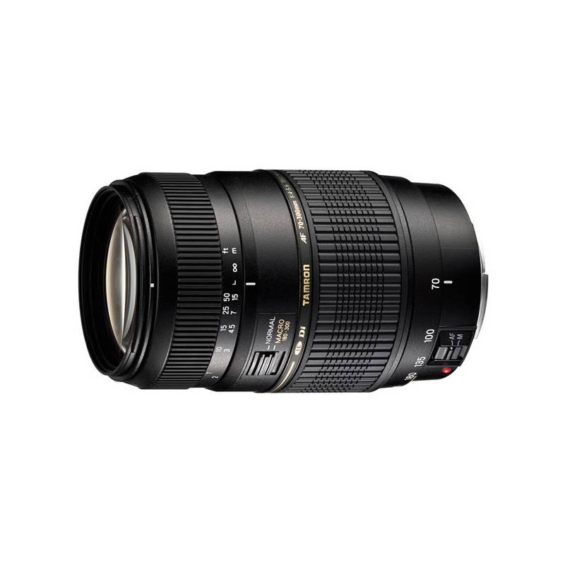 Objektív Tamron AF 70-300 mm f/4.0 – 5.6 Di LD Macro 1:2 pre Canon (A17E) čierny + Doprava zadarmo