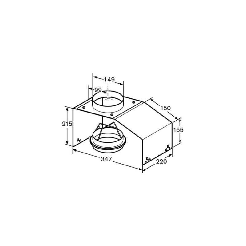 Príslušenstvo k odsávačom Bosch DHZ7402