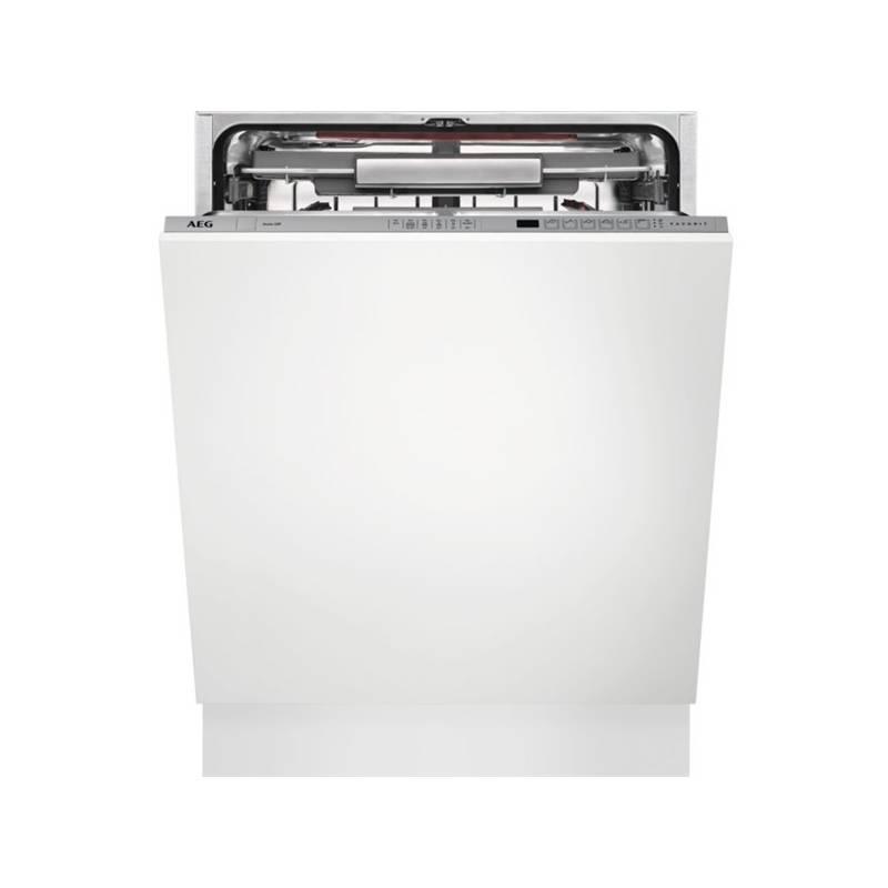 Umývačka riadu AEG Mastery FSE62800P + Doprava zadarmo