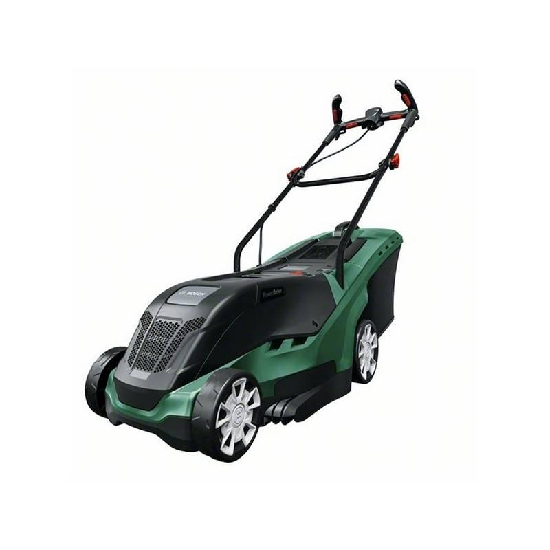 Kosačka Bosch UniversalRotak 550 + Koš na trávu skládací M.A.T. 45x55cm v hodnote 3.90 € + Doprava zadarmo