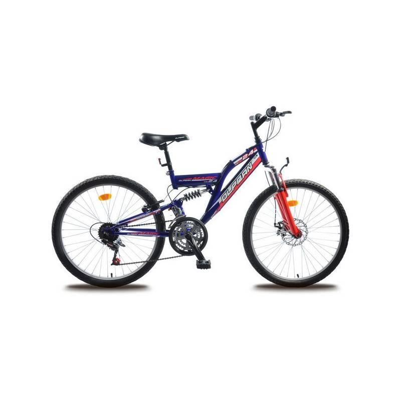 "Detský bicykel Olpran Magic Disc 24"" modrý"