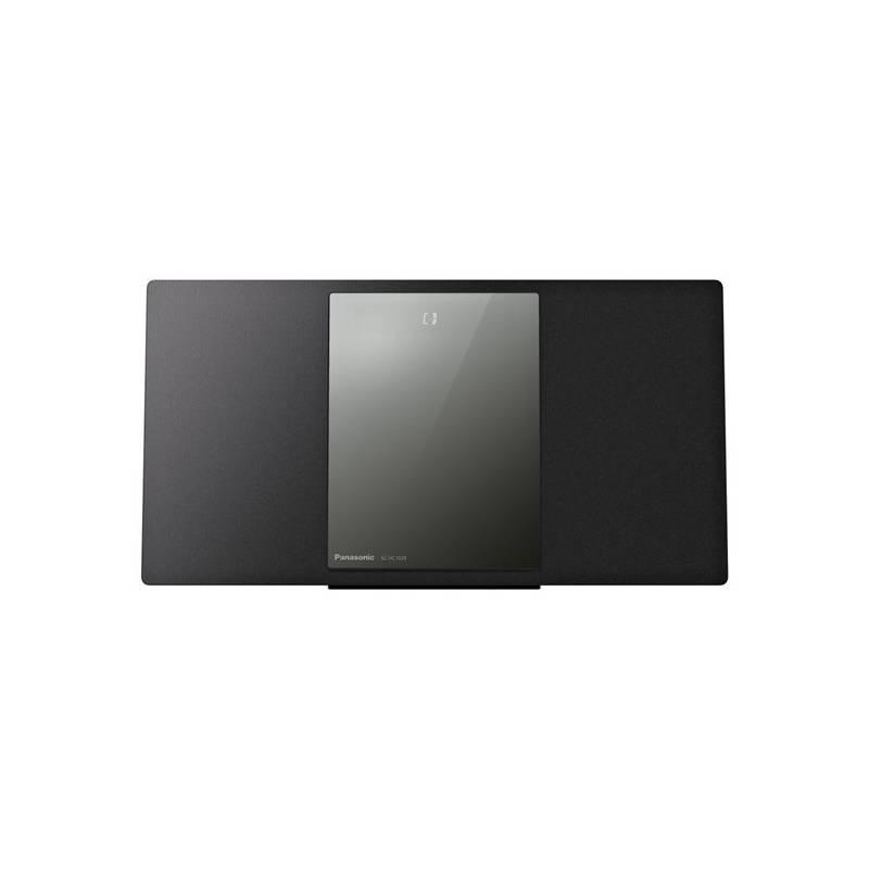 Mikro HiFi systém Panasonic SC-HC1020EG-K (SC-HC1020EGK) čierna + Doprava zadarmo