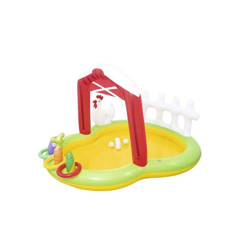 Bazénové hracie centrum Bestway Lil Farmer 175x147x102 cm (53065)
