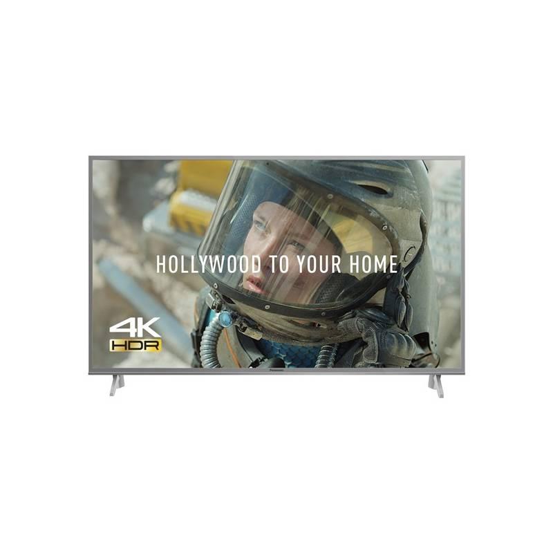 Televízor Panasonic TX-49FX613E strieborná + Doprava zadarmo