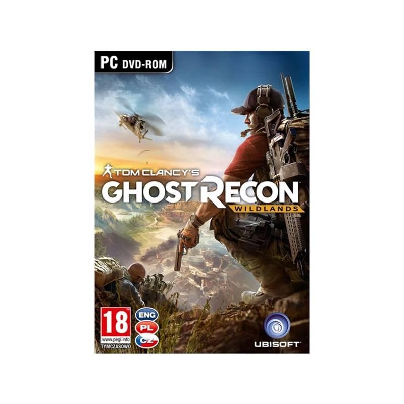 Hra Ubisoft PC Tom Clancy's Ghost Recon: Wildlands (3307215913451)