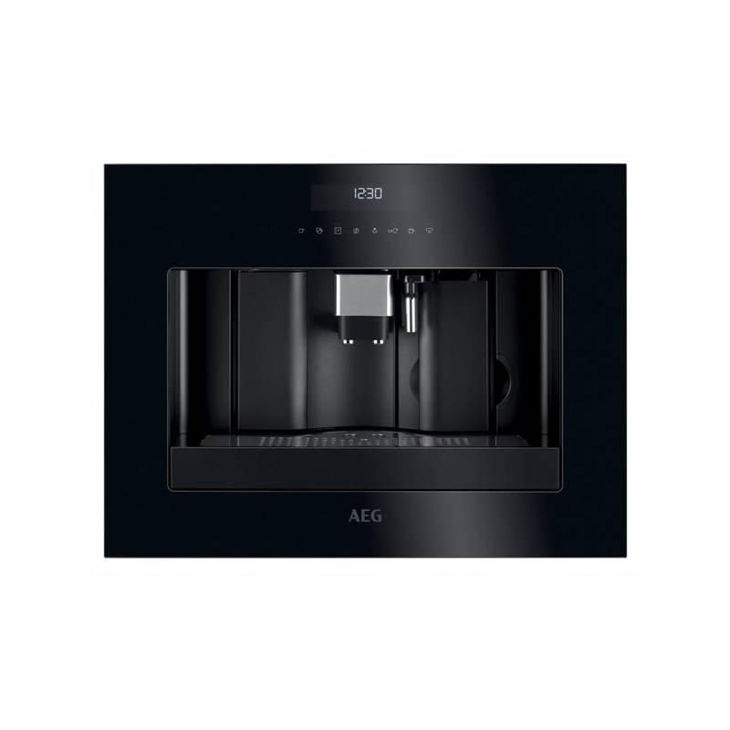 Espresso AEG Mastery KKE884500B čierny + Doprava zadarmo