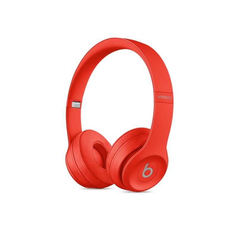 Slúchadlá Beats Solo3 Wireless (PRODUCT)RED (MP162ZM/A) červená