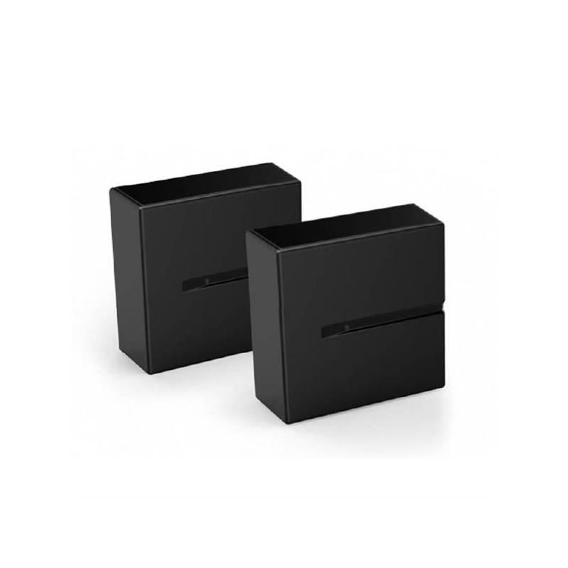 Organizér na káble Meliconi GHOST CUBE Cover (480524 BA) čierny