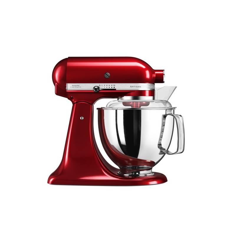 Kuchynský robot KitchenAid Artisan 5KSM175PSECA červený