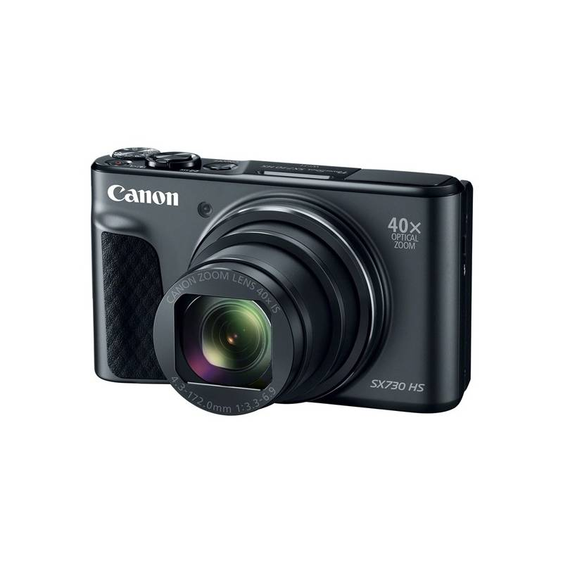 Digitálny fotoaparát Canon PowerShot SX730HS (1791C002) čierny + Doprava zadarmo